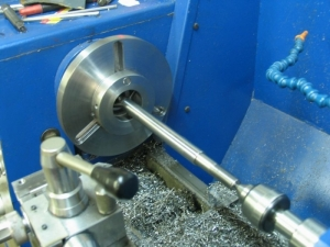 Lathe Safety Device