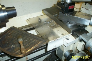 Lathe Way Protector