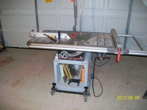 Table Saw Upgrades