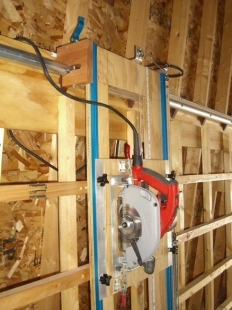 Homemade Sliding Carriage Panel Saw Homemadetools Net