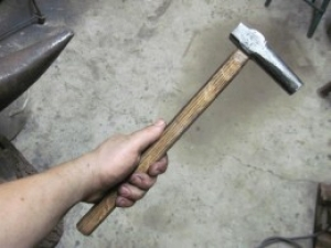 Blacksmith's Offset Hammer