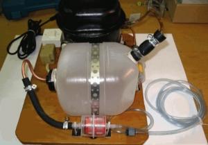 Как в домашних условиях сделать компрессор для аквариума
