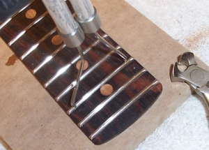 Fret Removal Tool