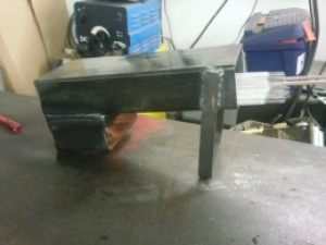Welding Rod Quiver/Oven
