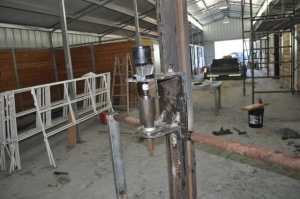 Homemade Water Well Drilling Rig
