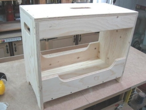 Homemade Carpenter S Tool Box Homemadetools Net