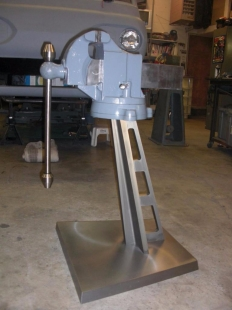 Homemade Custom Vise And Stand Homemadetools Net