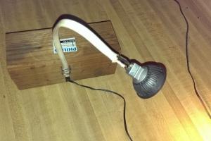 Homemade LED Lamp