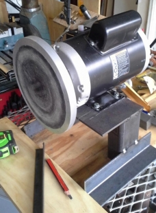 Vertical Disc Sander