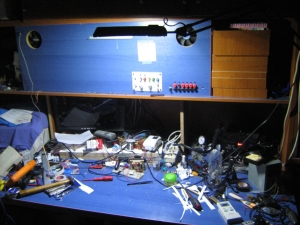 Homemade Fluorescent To Led Lamp Conversion Homemadetools Net