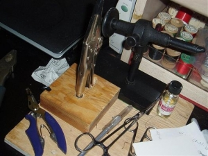 Fly Tying Vise