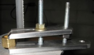 Clamp for Small Parts