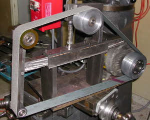 Homemade Belt Grinder Homemadetools Net