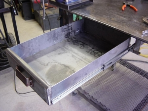 Welding Table Drawer