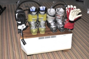 Glove and Boot Dryer