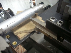 Lathe Pattern Follower