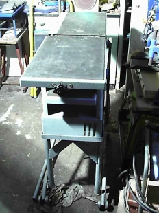 Jointer/Planer Restoration