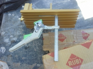 Festool Clamp Modification
