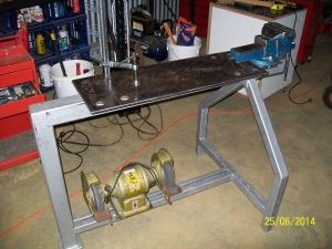 Light Duty Workbench