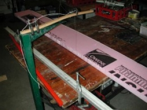 Hot Wire Foam Cutting Table