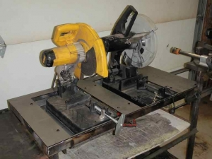 Flush Mount Chop Saw