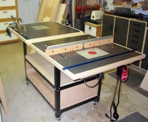 Homemade router and kreg jig table homemadetools homemade router and kreg jig table greentooth Choice Image