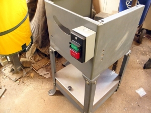 Homemade Table Saw Switch