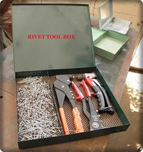 Riveter Storage Box