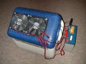 Portable 12V Air Conditioner