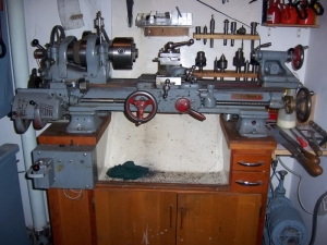 Modifications to SB9 Lathe