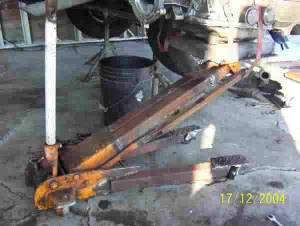 Homemade Transmission Jack Homemadetools Net