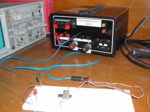 Benchtop Power Supply