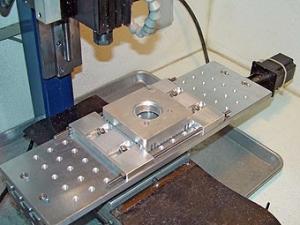 CNC Vise/Clamp