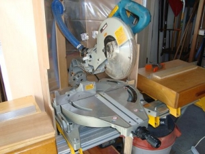 Sliding Miter Saw Extensions