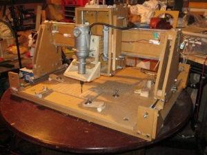 Woodworker's CNC Router