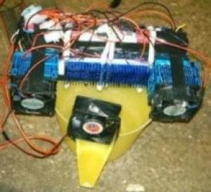 Homemade Dehumidifier. Dehumidifier