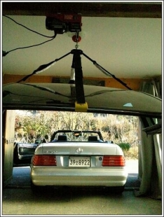Automotive Hoist