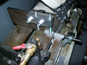 Bandsaw Vise Extensions