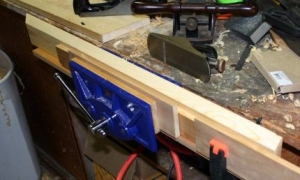 Bevel and Chamfer Jig