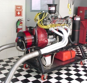 Engine Dyno Room Design