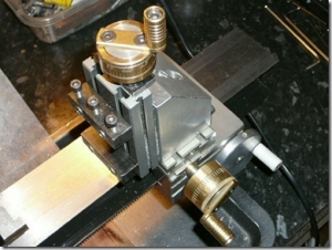Taig Lathe Dial Handle