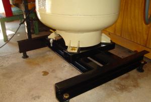 Homemade Air Compressor Stand - HomemadeTools net