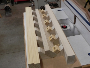 Chamfer Cutting Jig