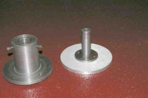 Vise Spindle Adaptor