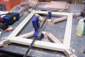 Picture Frame Jig