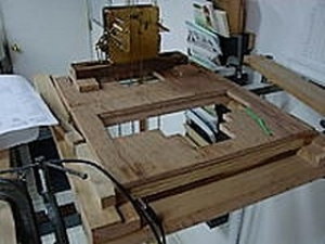Clock Movement Test Stand