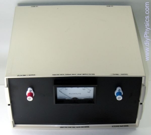 Floating Output High Voltage Power Supply