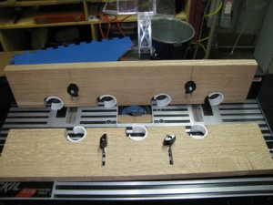Router Table Featherboard
