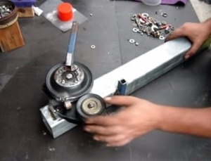 how to make a tube bender
