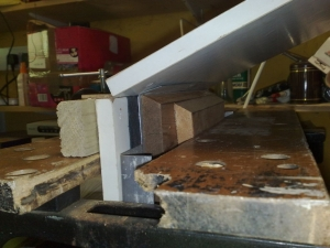 Homemade Bending Brake - HomemadeTools.net